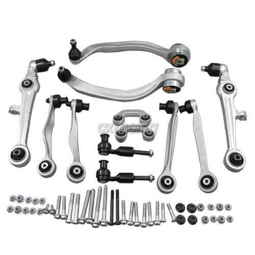 Aluminum Control Arms Kit For Audi A4 A6 S4 VW Passat B5