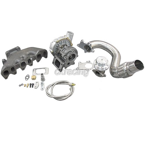 CXRacing Turbo Kit For 97-06 VW GOLF 4 GTI with VR6 3.2