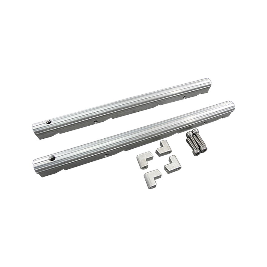 CXRacing Billet Aluminum FuelRail Fitting AN8 + Regulator