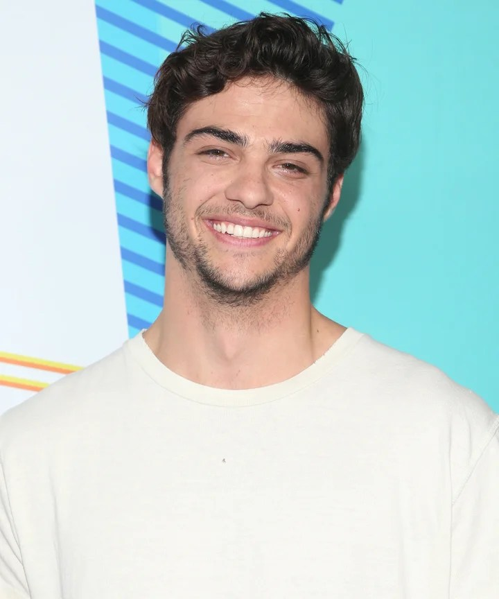 noah centineo was on