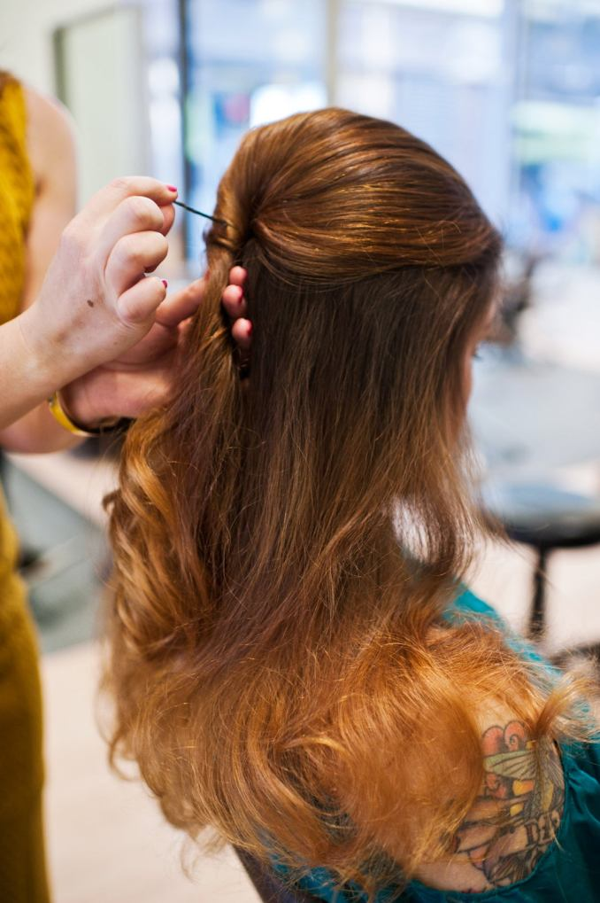 60s hairstyles - how to do retro hair