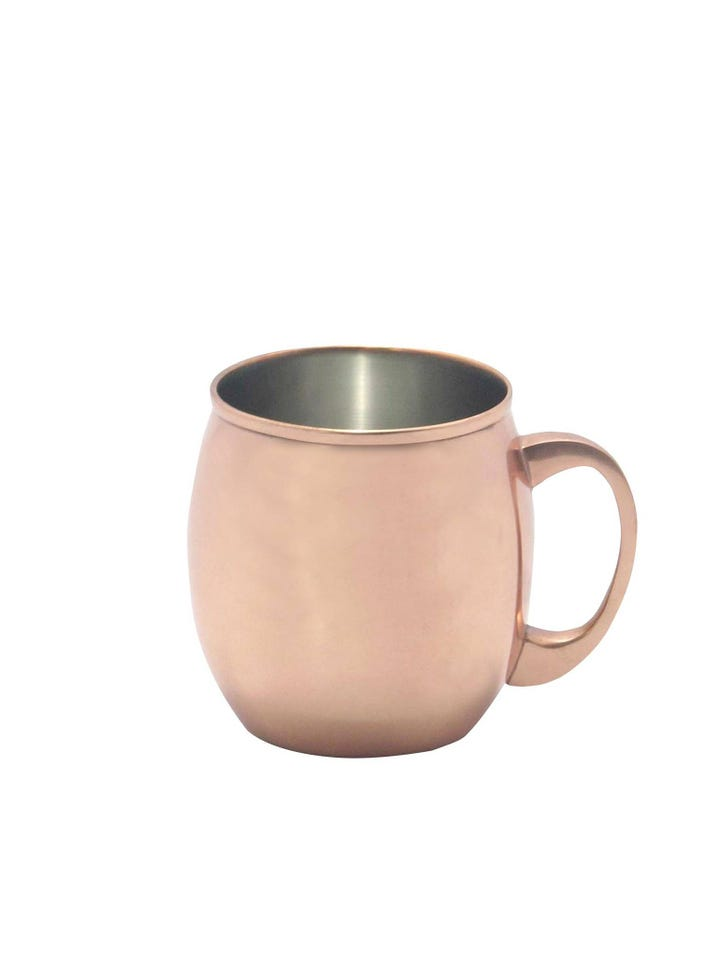 threshold monogram mug