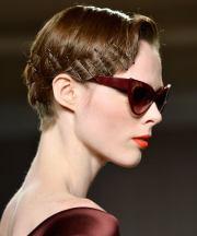 bobby pin hairstyles - edgy summer