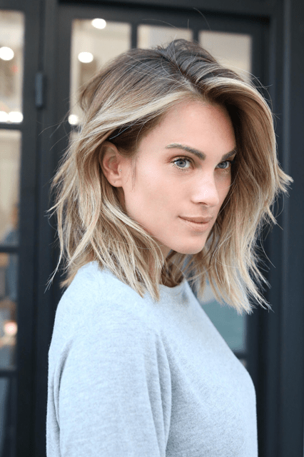 2017 LA Hairstyle Trends  New Los Angeles Hair Looks