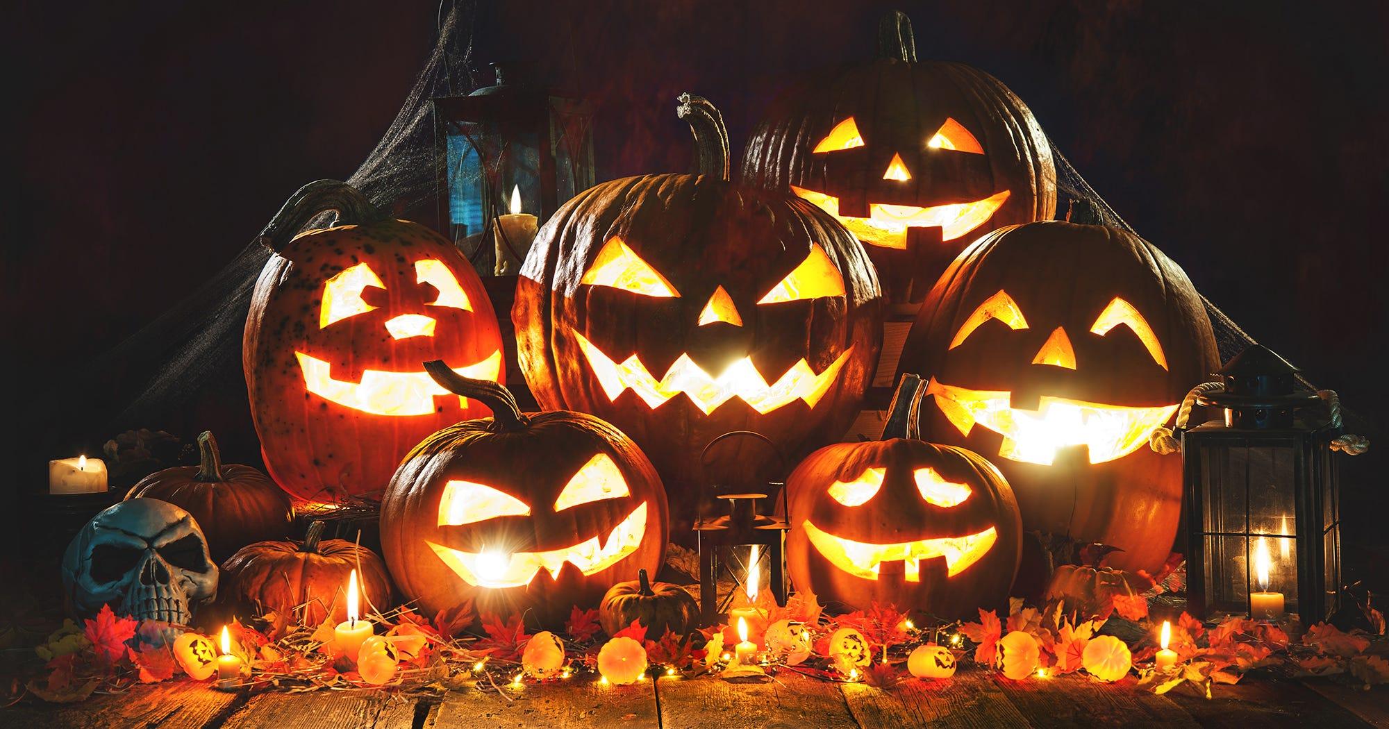Jack O Lantern Halloween Pumpkin Carving Irish Legend