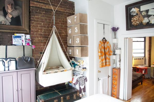 One Bedroom Apartment Baby Room Ideas
