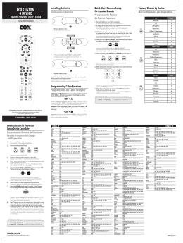 Decodificador Digital Satelital Manual de Usuario