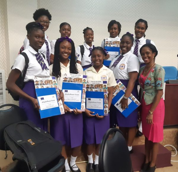 Campaign Launched Encourage Girls In Stem