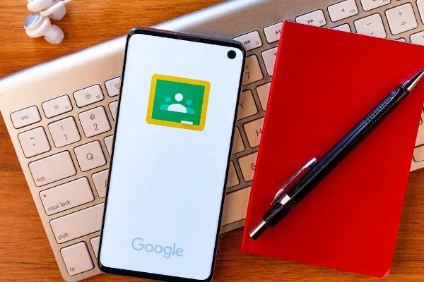 Como usar o Google Classroom ? passo a passo - Educador Brasil Escola