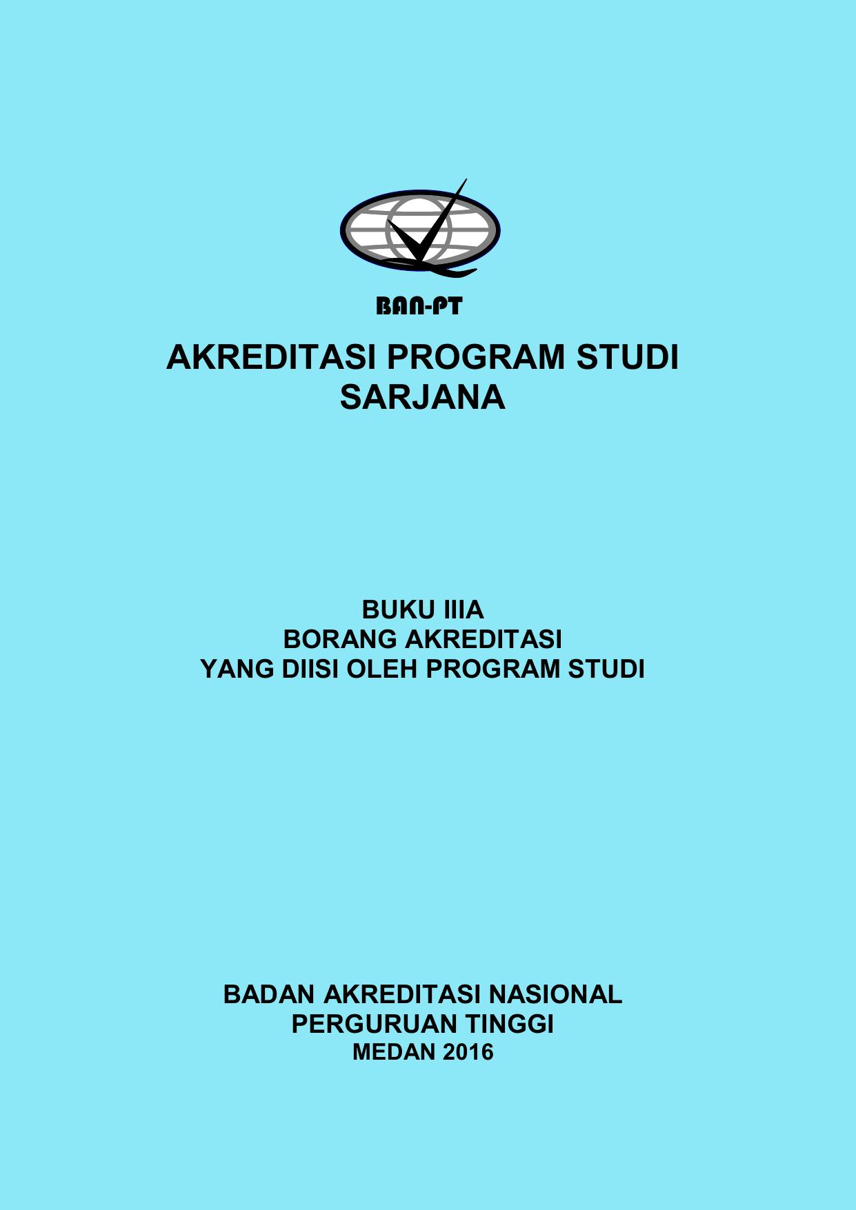Borang Akreditasi Program Studi 2018 : borang, akreditasi, program, studi, Borang, Akreditasi, PROGRAM, STUDI, ETNOMUSIKOLOGI