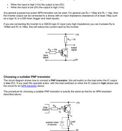 circuit diagram not gate [ 791 x 1024 Pixel ]