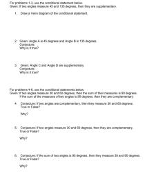 Geometry Worksheet 2.3 Name Laws of Syllogism [ 1024 x 791 Pixel ]