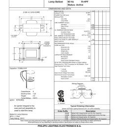 ballast wire metal halide lamp ballast catalog number 71a5237bp for 70w on ballast cross reference ballast system m90 ballast wiring diagram  [ 791 x 1024 Pixel ]