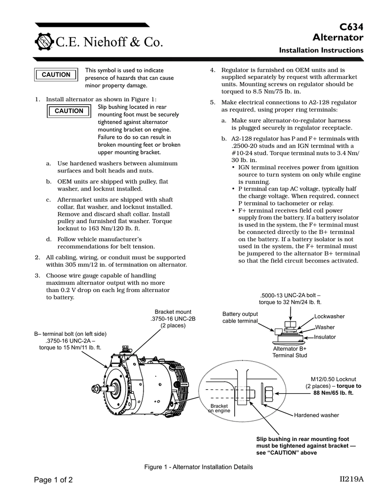 medium resolution of hitachi alternator wiring connection instruction