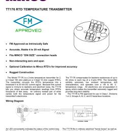 minco tt176 rtd temperature transmitter rtd wire colors minco rtd wiring diagram [ 791 x 1024 Pixel ]