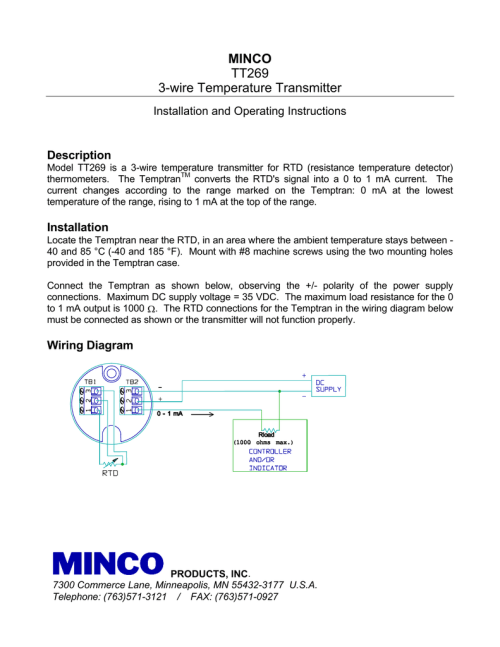 small resolution of 3 wire transmitter wiring diagram