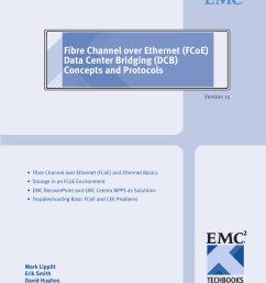 fibre channel over ethernet fcoe data center bridging dcb concepts and protocols [ 853 x 1024 Pixel ]