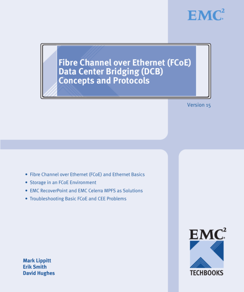 small resolution of fibre channel over ethernet fcoe data center bridging dcb concepts and protocols