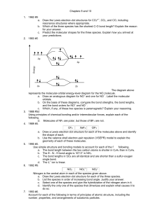 1 Propanol Lewis Structure : propanol, lewis, structure, Chapters