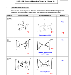 jc2 chemical bonding time trial soln dot and cross diagram of h2o2 [ 1275 x 1651 Pixel ]