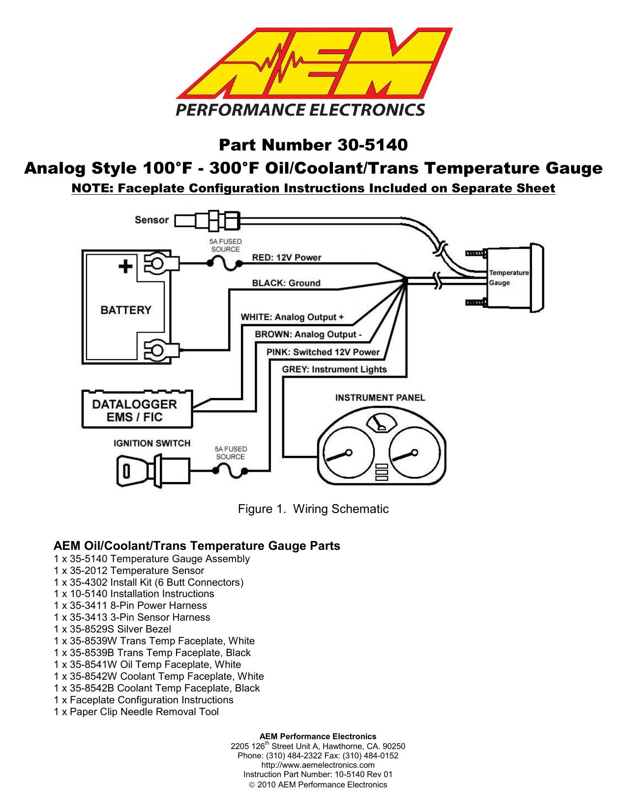 hight resolution of  aem electronics