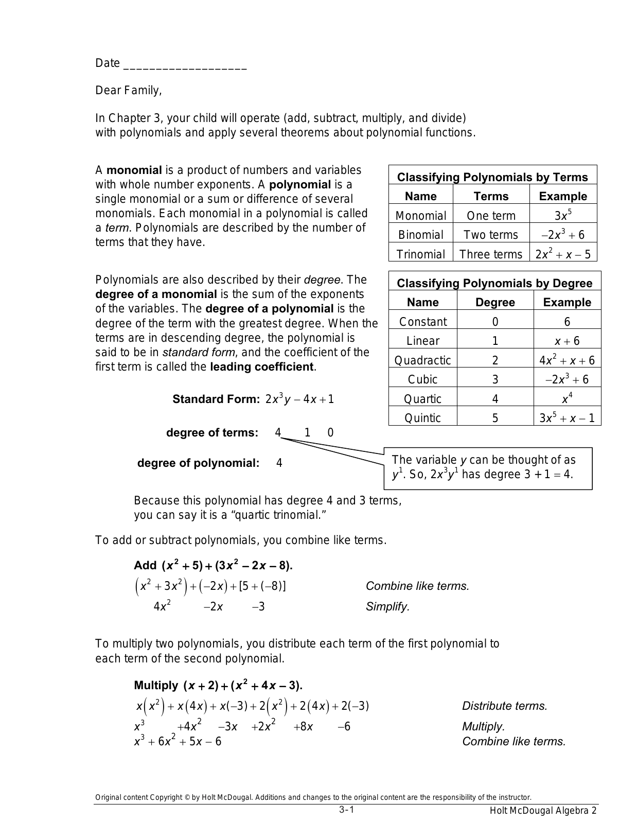 Howto How To Factor A Quartic Trinomial