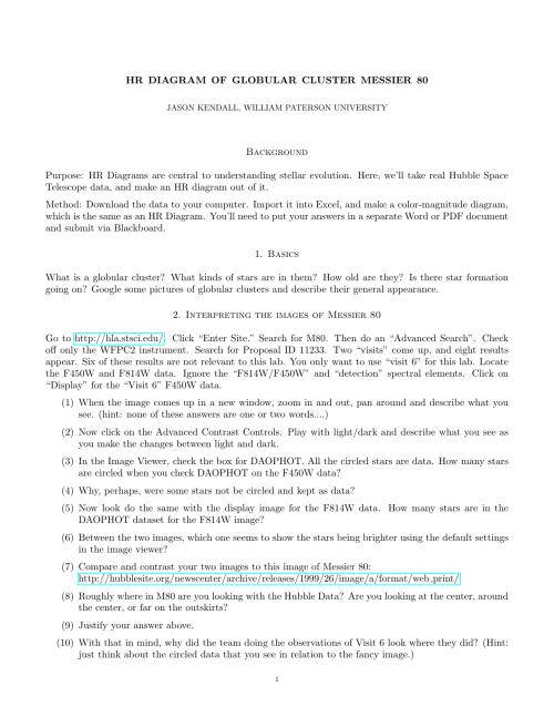 small resolution of h r diagram pdf