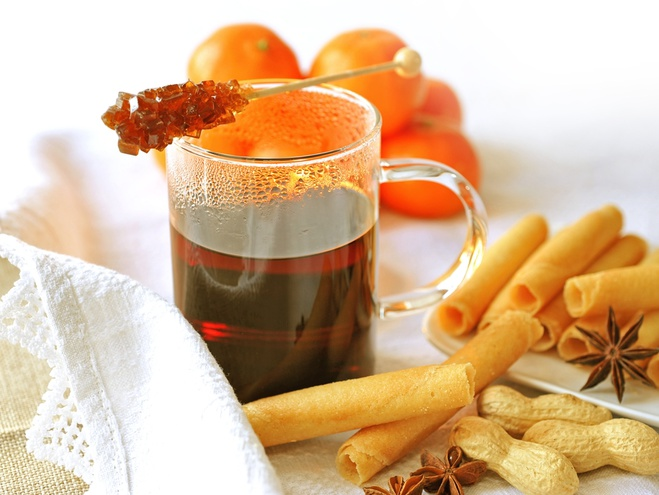 126160 shutterstock 74142325 - TOP 6 best recipes of homemade mulled wine (photo)