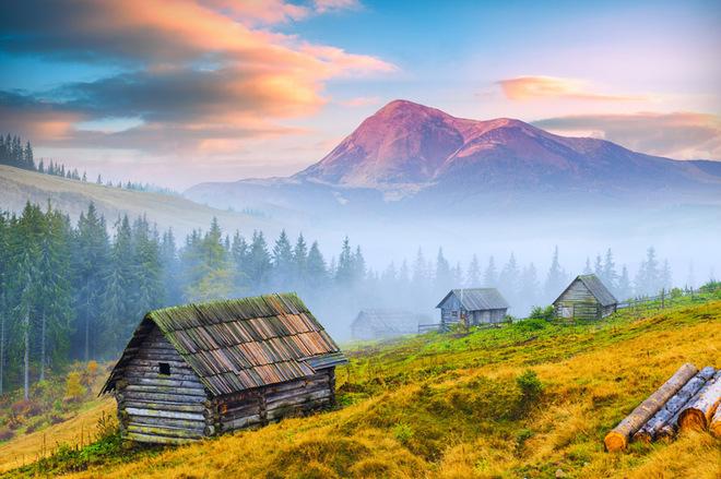 Удивительные Карпаты: самые интересные факты о Западной УкраинеУдивительные Карпаты: самые интересные факты о Западной Украине
