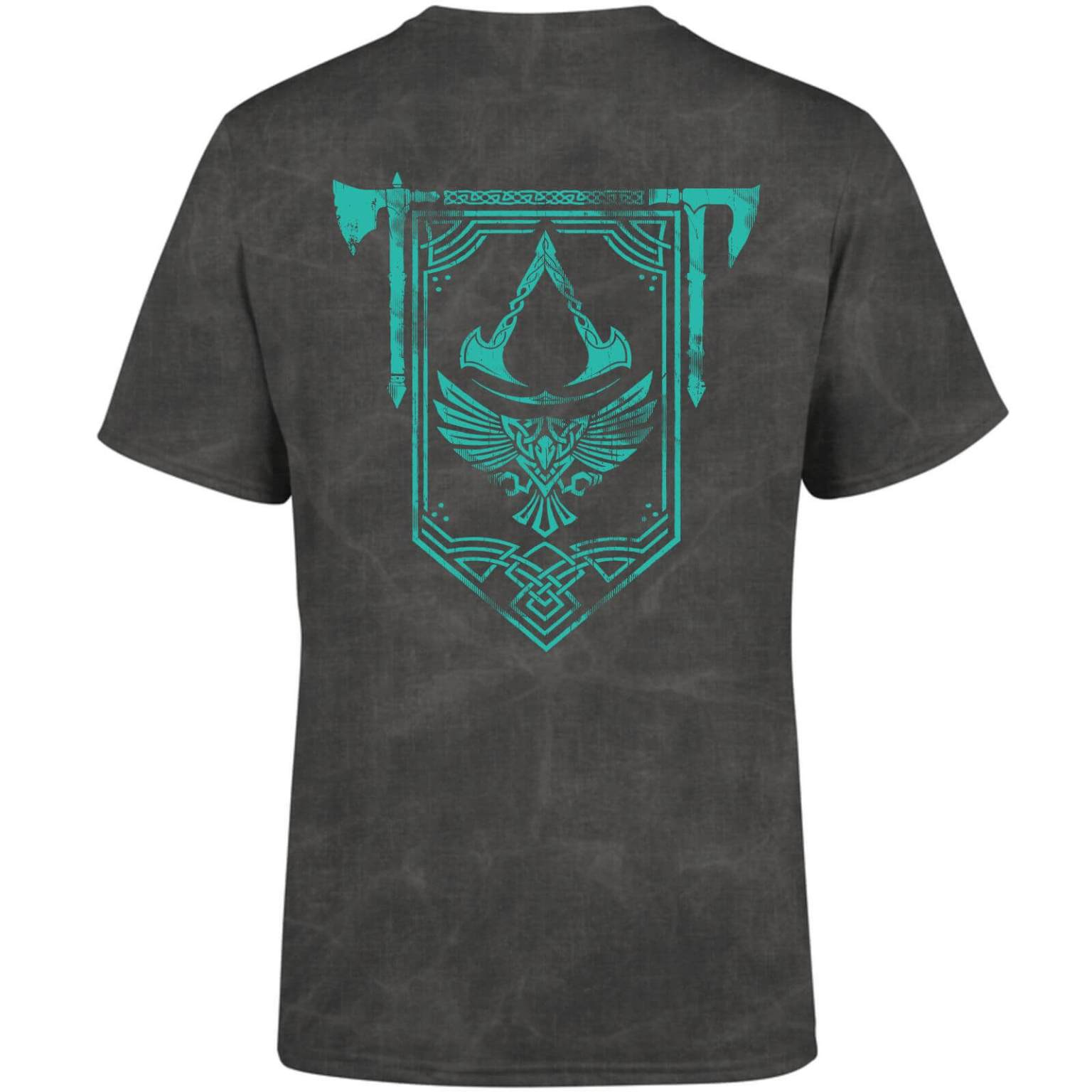 ➡CHOLLO CAMISETA ASSASIN'S CREED VALHALLA FOSFORESCENTE⬅