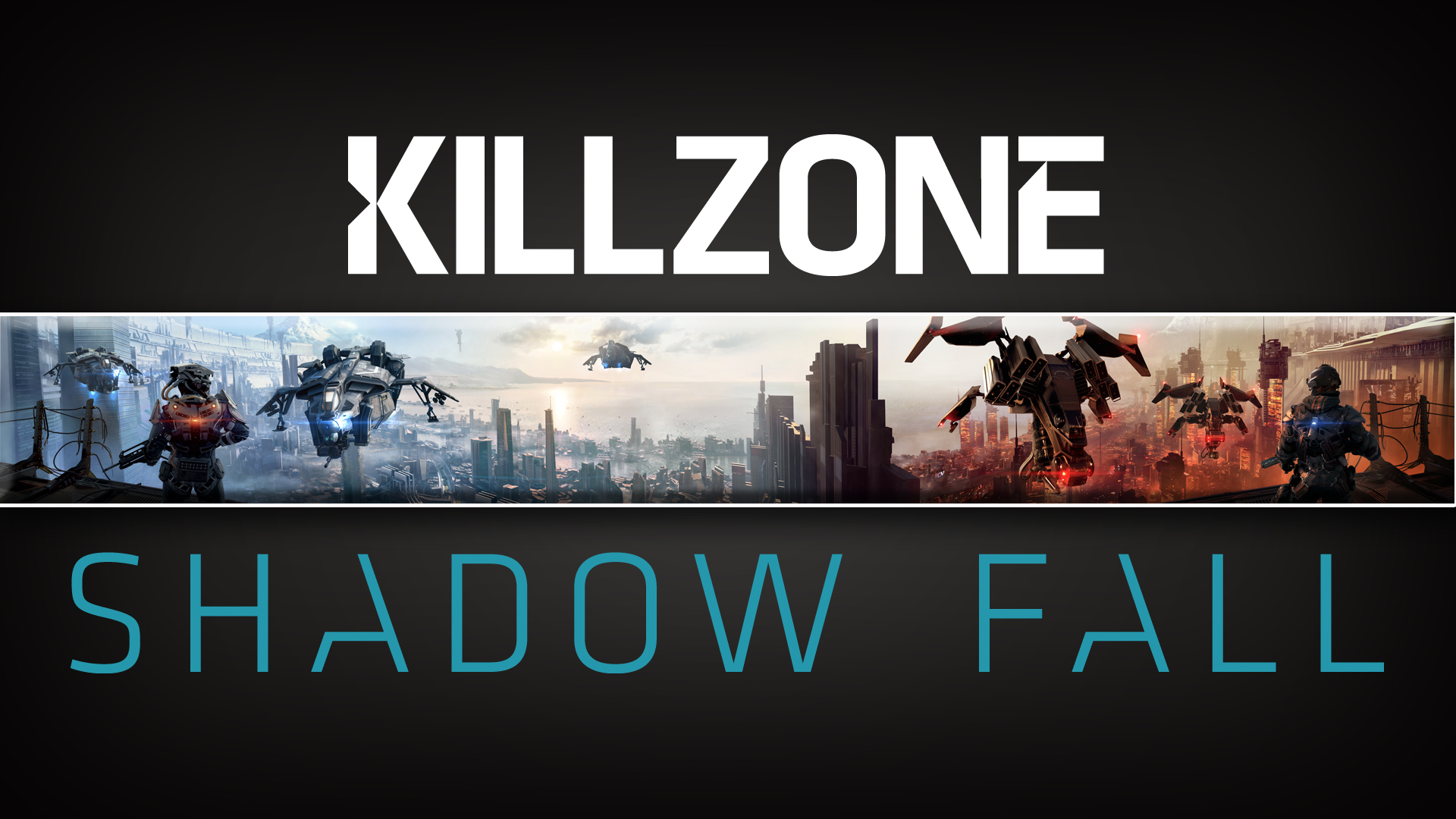 Killzone Shadow Fall Ps4 Wallpaper Ps4 New Sony Playstation 4 Includes Killzone Shadow