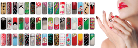 The Dezac Group Sor Rio Nail Art Design Kit For 12 98 51