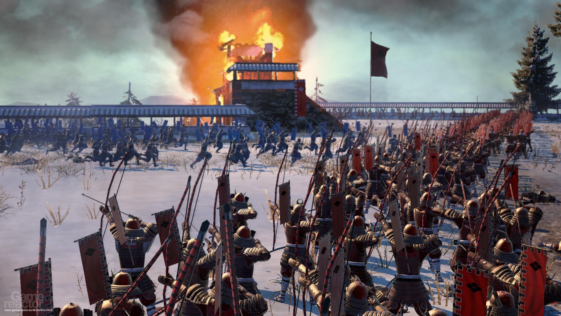 Shogun 2 Fall Of The Samurai Wallpaper Total War Shogun 2 Gold Edition Pc Zavvi Com
