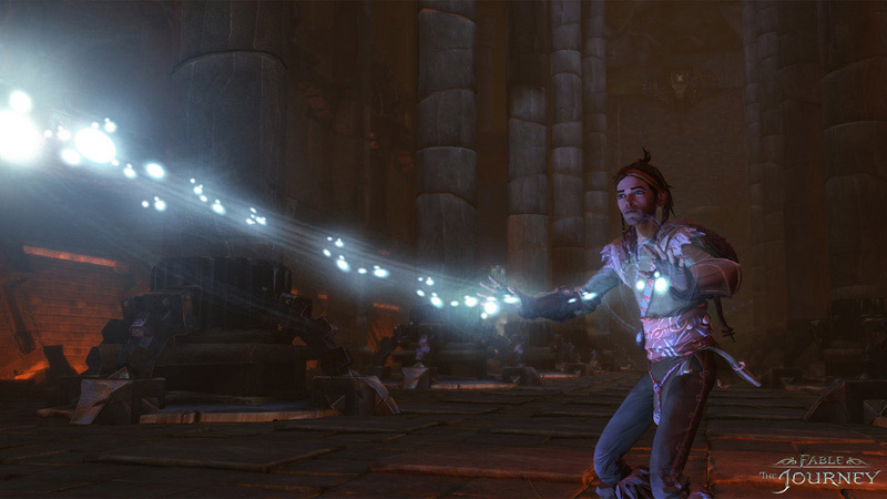 Fable The Journey Kinect Gauntlets Of Blade DLC Xbox