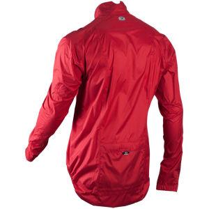 Sugoi Zap Reflective Jacket - Red: Image 11