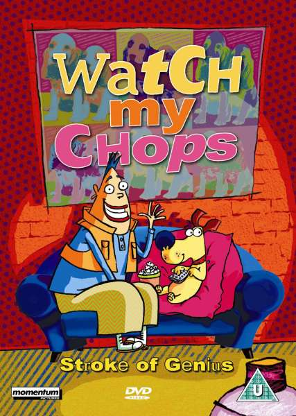 Watch My Chops DVD Zavvi