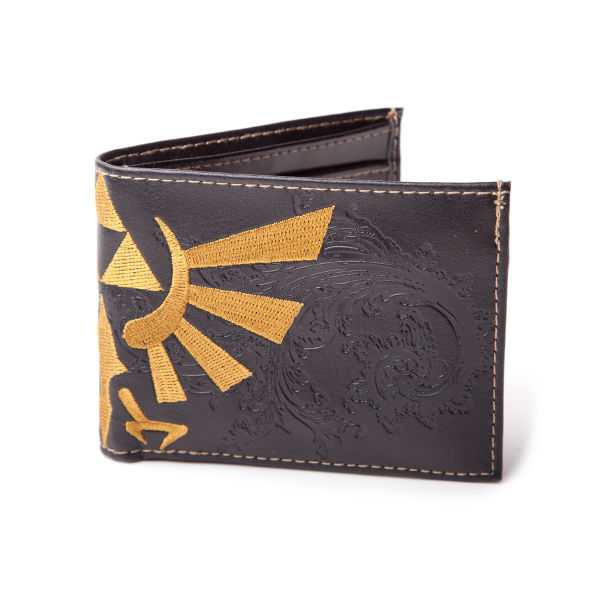 The Legend Of Zelda Bi Fold Wallet Nintendo UK Store