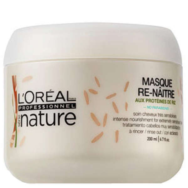 LOral Professionnel Serie Nature Masque Re Naitre For