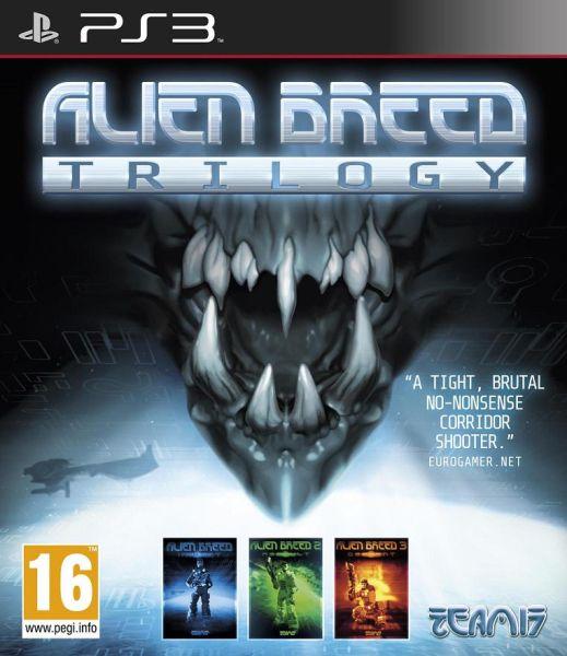 Alien Breed Trilogy PS3  Zavvi