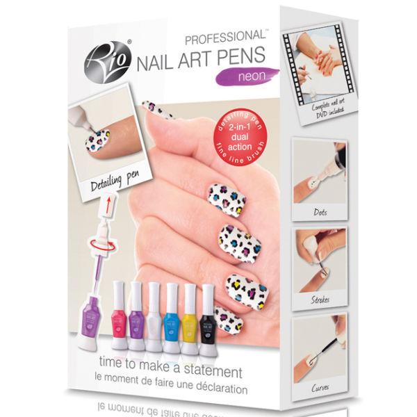 Rio Nail Art Kits Emsilog