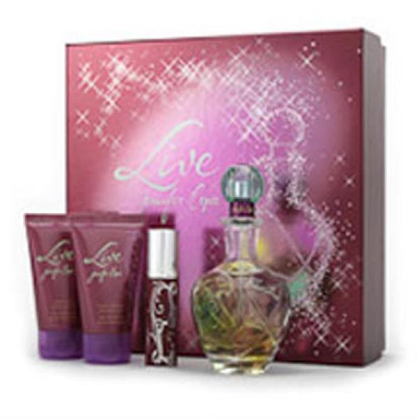 Jennifer Lopez  Live Gift Set 50ml Eau de Parfum with