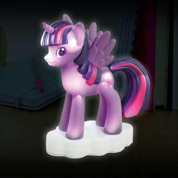 My Little Pony Night Light Traditional Gifts  Zavvi