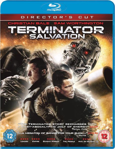 Terminator Salvation Bluray  Zavvi