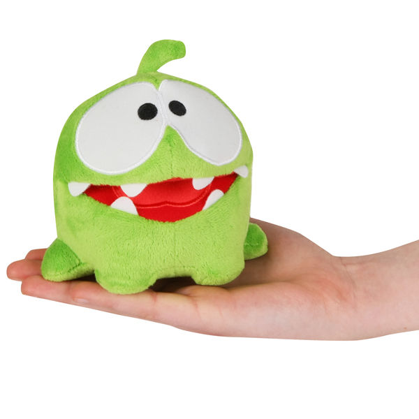 Cut The Rope 5 Inch Plush Hungry Om Nom Toys