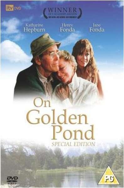 On Golden Pond Special Edition DVD  Zavvi