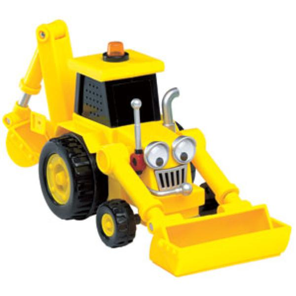Bob The Builder Vehicle And Accessory Set Scratch