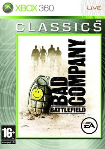 Battlefield Bad Company Classic Xbox 360 Zavvi