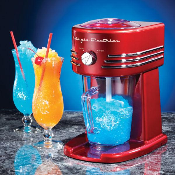 Nostalgia Electrics Retro Slushie Beverage Station  IWOOT