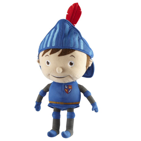 Mike The Knight  10 Inch Soft Toy With Sound Toys