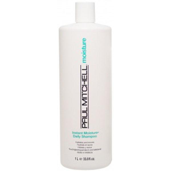 Paul Mitchell Instant Moisture Shampoo 1000ml Free